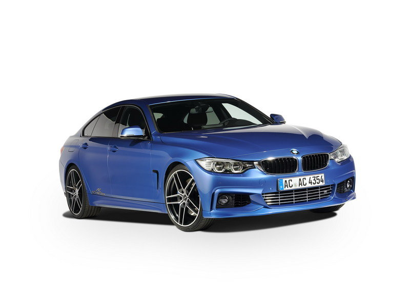 2014 BMW 4 Series Gran Coupe By AC Schnitzer High Resolution Exterior - image 571779