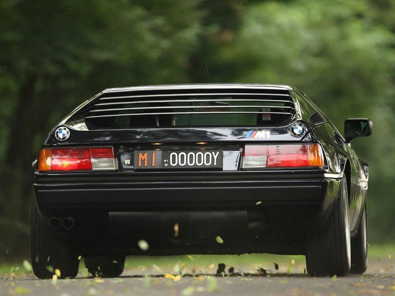 1978 - 1981 BMW M1 High Resolution Exterior - image 574584