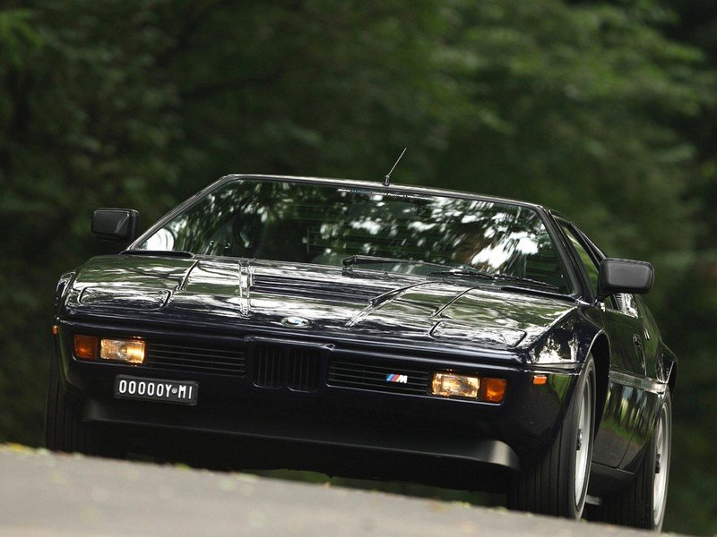 1978 - 1981 BMW M1 High Resolution Exterior - image 574586
