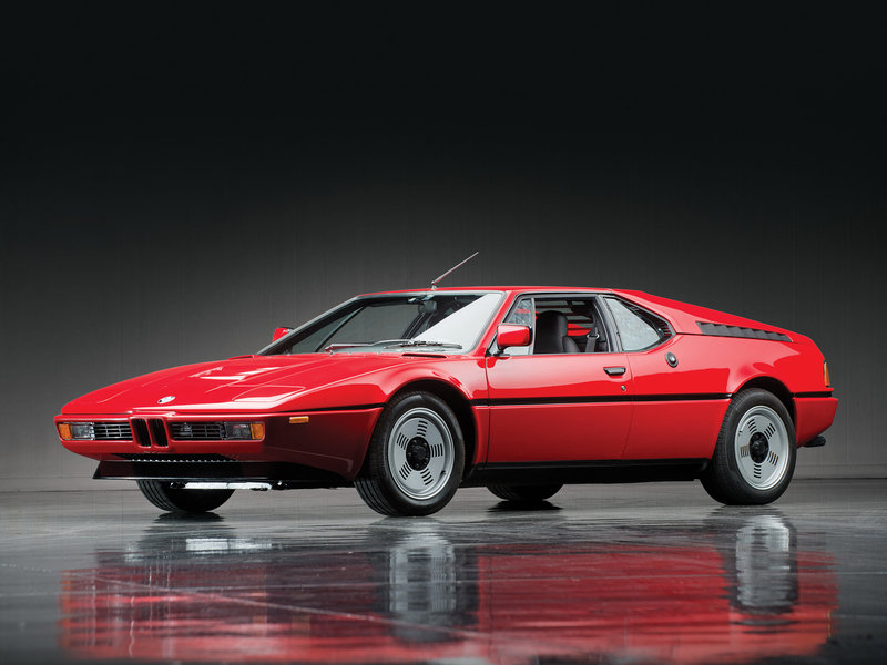 1978 - 1981 BMW M1 High Resolution Exterior - image 574592