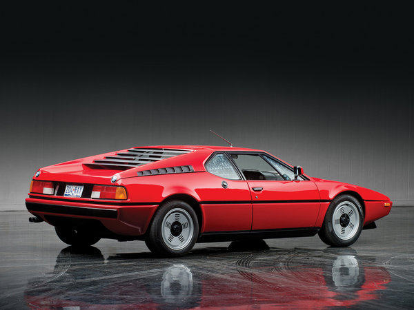 1978 1981 Bmw M1 Car Review Top Speed