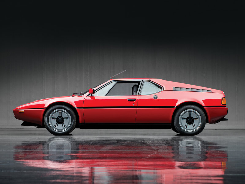1978 - 1981 BMW M1 High Resolution Exterior - image 574597