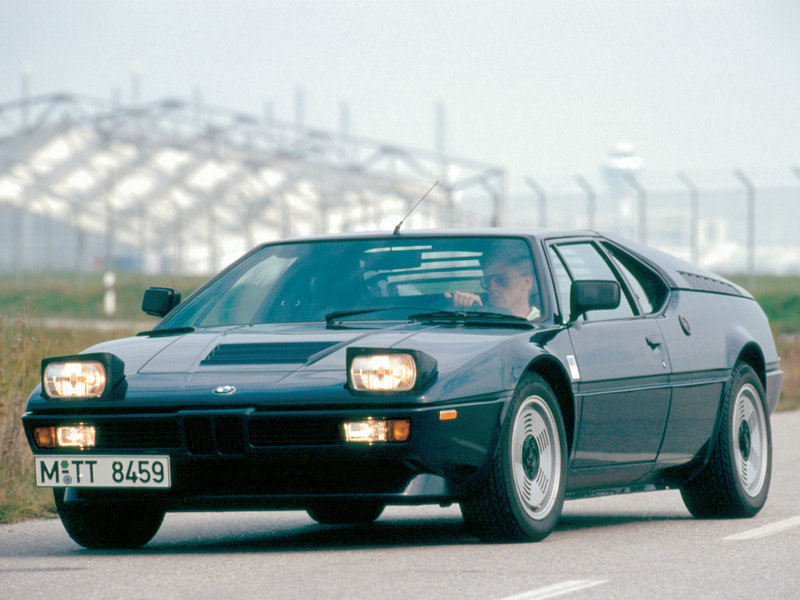 1978 - 1981 BMW M1 High Resolution Exterior - image 574570