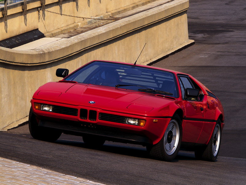1978 - 1981 BMW M1 High Resolution Exterior - image 574572