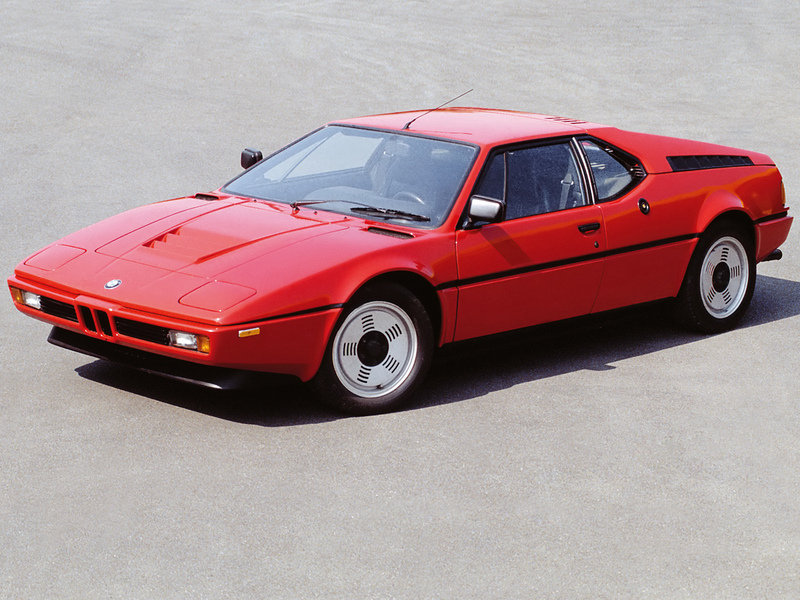 1978 - 1981 BMW M1 High Resolution Exterior - image 574575