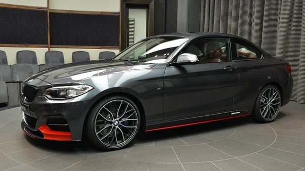 2015 BMW M235i With M Performance Package Review  Top Speed