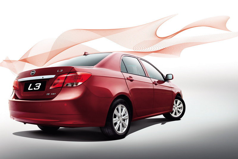 2014 BYD New F3 High Resolution Exterior - image 573735