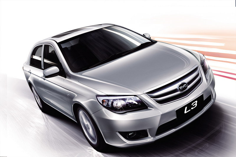 2014 BYD New F3 High Resolution Exterior - image 573736