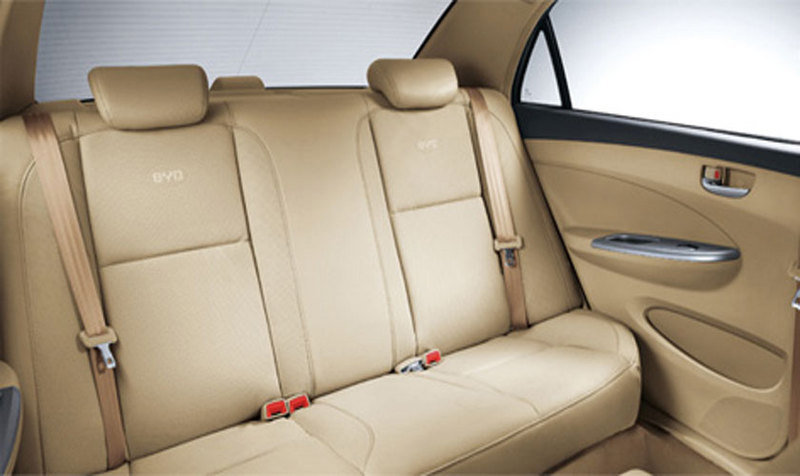 2014 BYD New F3 Interior - image 573739