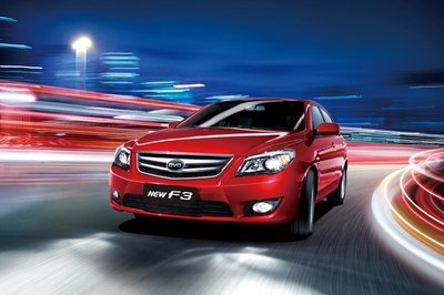 2014 BYD New F3 Exterior - image 573732