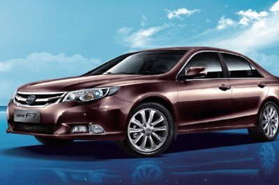 2014 BYD New F7 Exterior - image 573399
