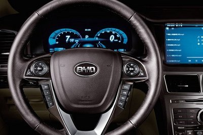 2014 BYD New F7 Interior - image 573393