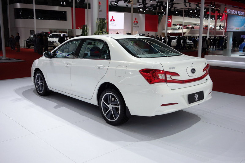 2015 BYD Qin Exterior - image 573345