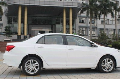 2015 BYD Qin Exterior - image 573348