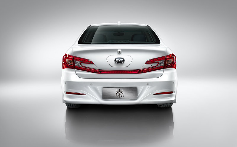 2015 BYD Qin High Resolution Exterior - image 573338