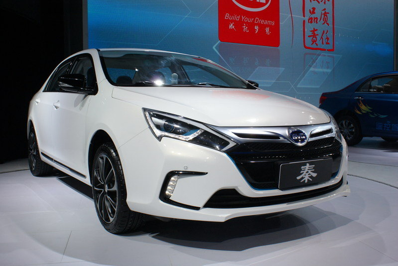 2015 BYD Qin Exterior - image 573343