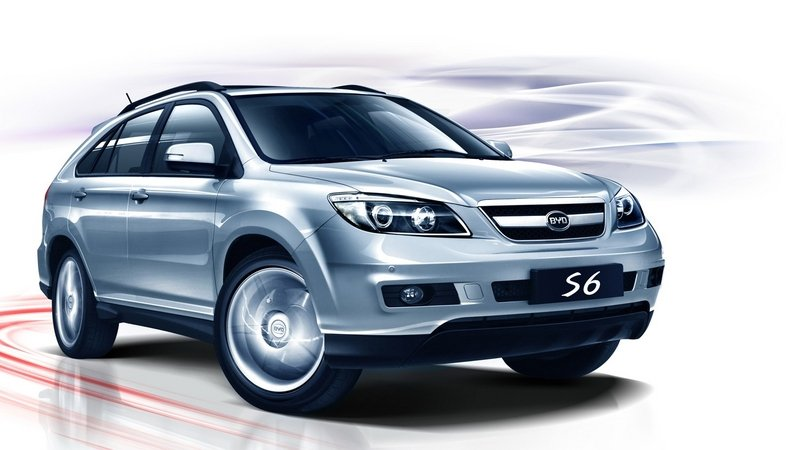 2014 BYD S6