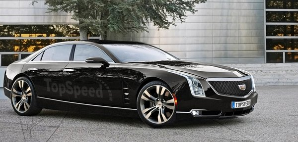 Cadillac Has Big Plans Between Now And 2020 News - Top Speed