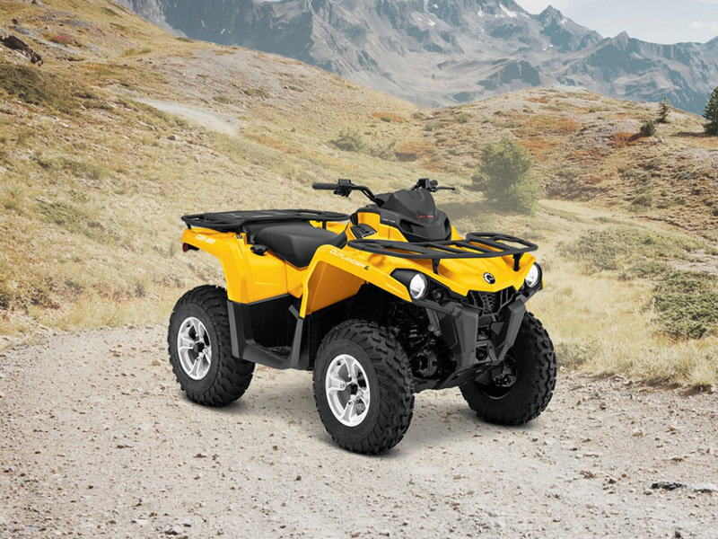 2015 Can-Am Outlander L DPS