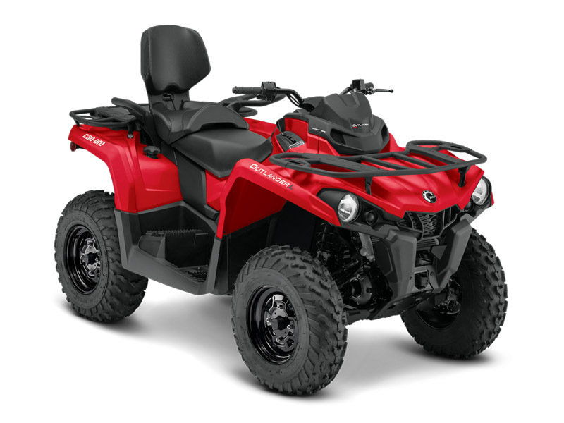 2015 Can-Am Outlander L MAX