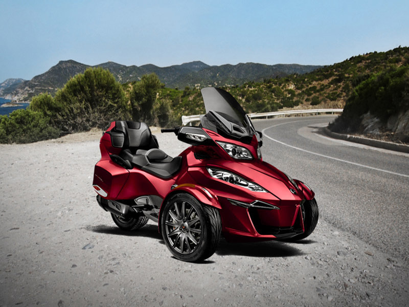 2015 Can-Am Spyder RT-S Exterior - image 572083