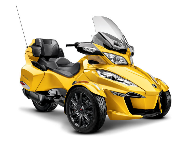 2015 Can-Am Spyder RT-S Exterior - image 572085