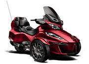 2015 Can-Am Spyder RT-S - image 572086