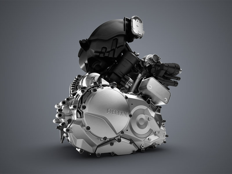 2015 Can-Am Spyder RT-S Drivetrain - image 572071