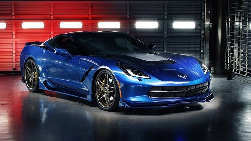 2015 Chevrolet Corvette Stingray by Revorix