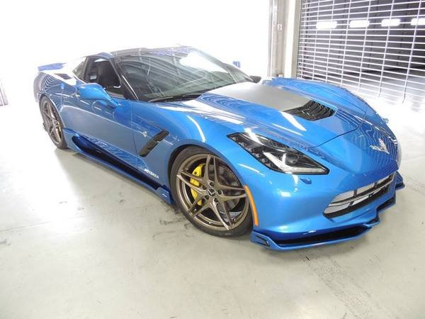 corvette stingray by revorix picture 572836 car review top speed. Cars Review. Best American Auto & Cars Review