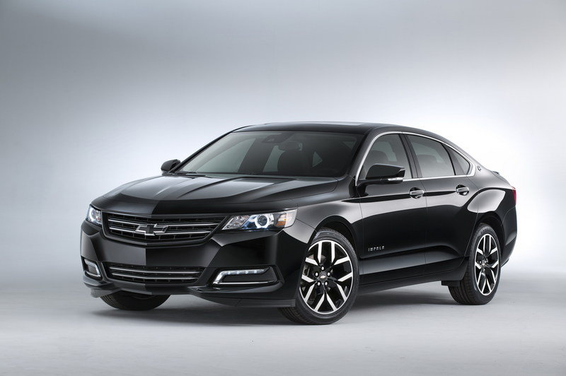 2015 Chevrolet Impala Blackout Concept