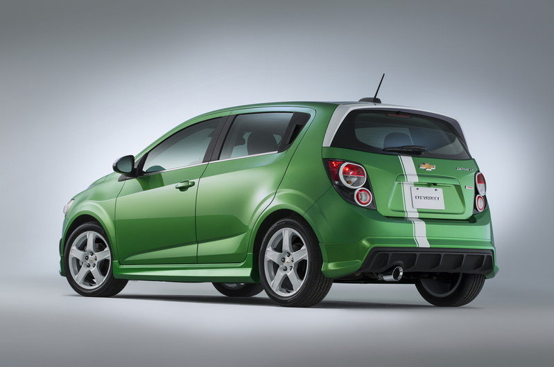 2014 Chevrolet Sonic Performance Concept