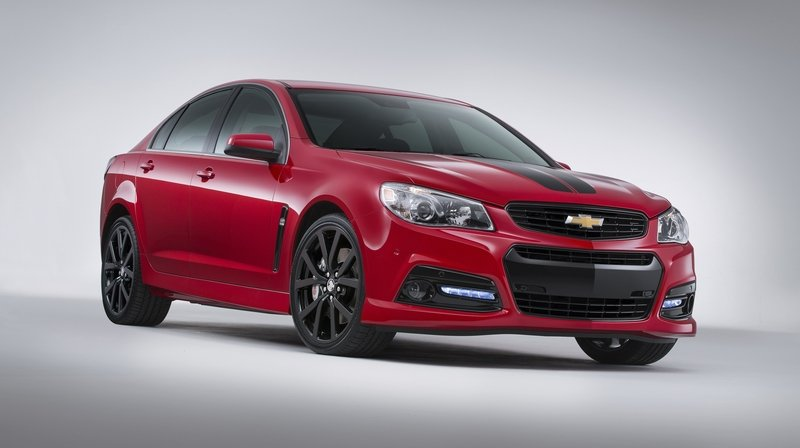 Chevrolet SS Reviews Specs  Prices  Top Speed