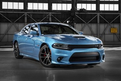 Dodge has added a Scat Pack trim level to the 2015 Charger lineup. Check it out at TopSpeed.com
