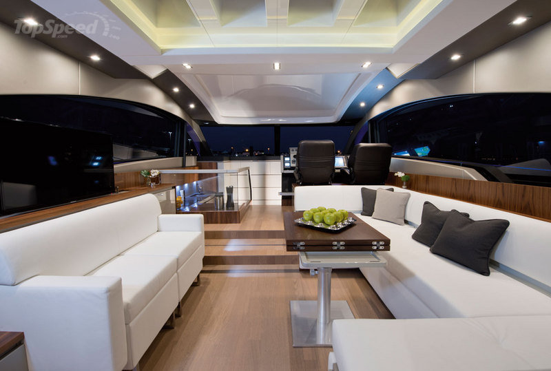 2014 Fairline Targa 62 GT