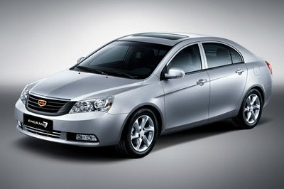 2014 Geely Emgrand 7 - image 573486
