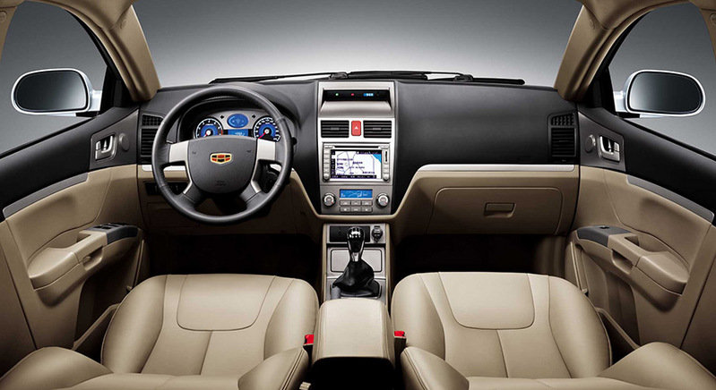 2014 Geely Emgrand 7