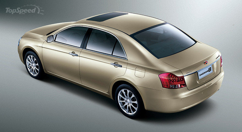 2014 Geely Emgrand 8