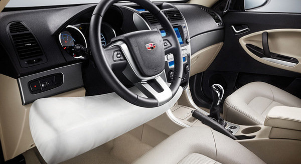 2014 Geely Emgrand X7 Car Review Top Speed