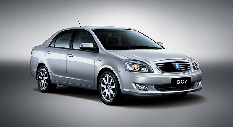 2014 Geely GC7 Exterior - image 573699