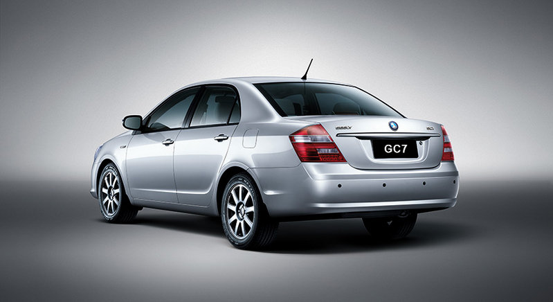 2014 Geely GC7 Exterior - image 573679