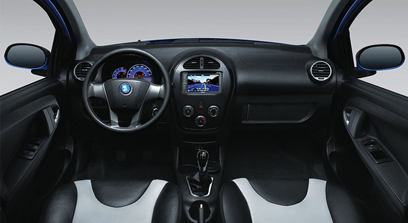 2014 Geely GX2 Interior - image 573991