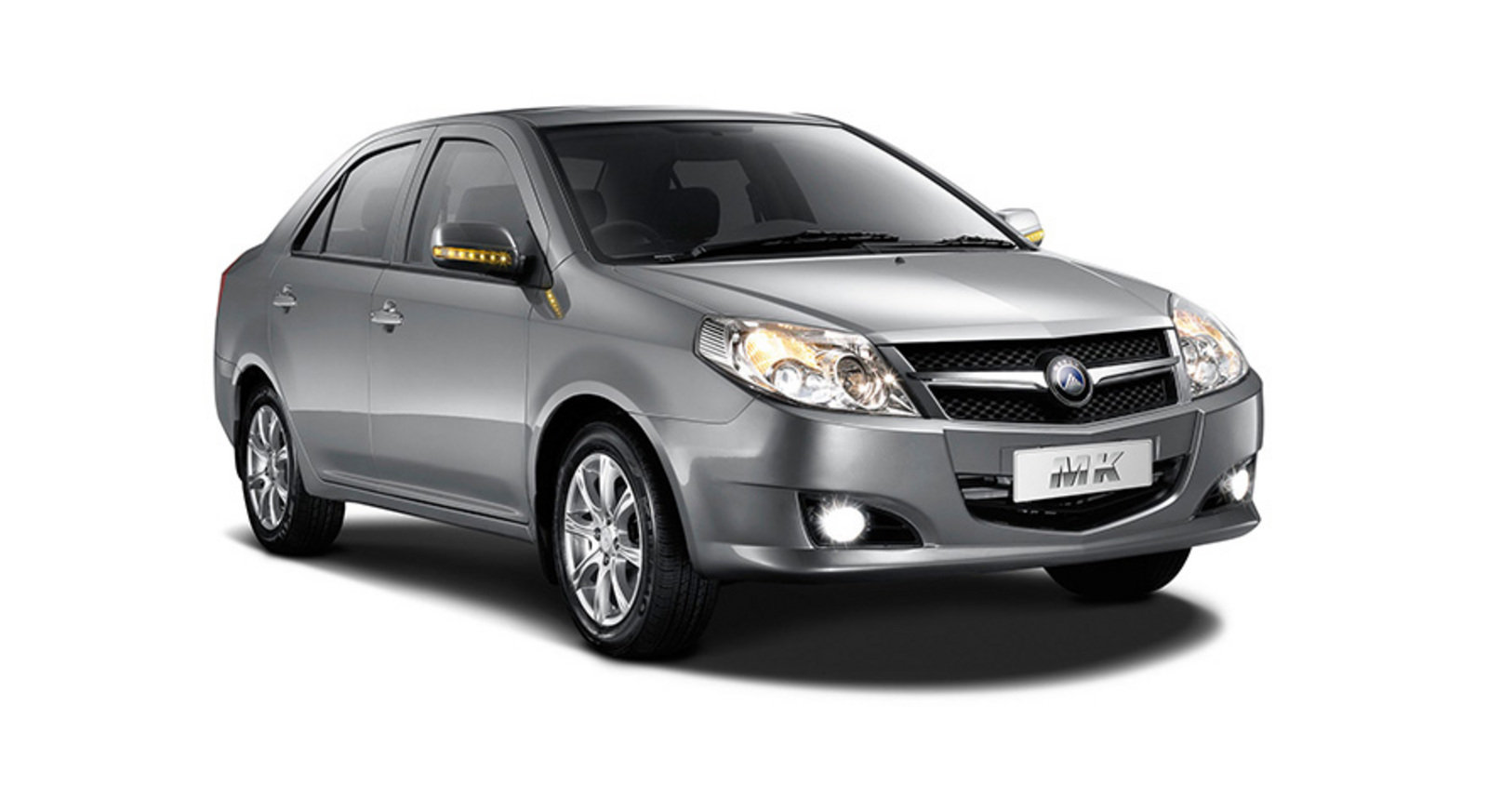 2014 Geely Mk Review - Gallery