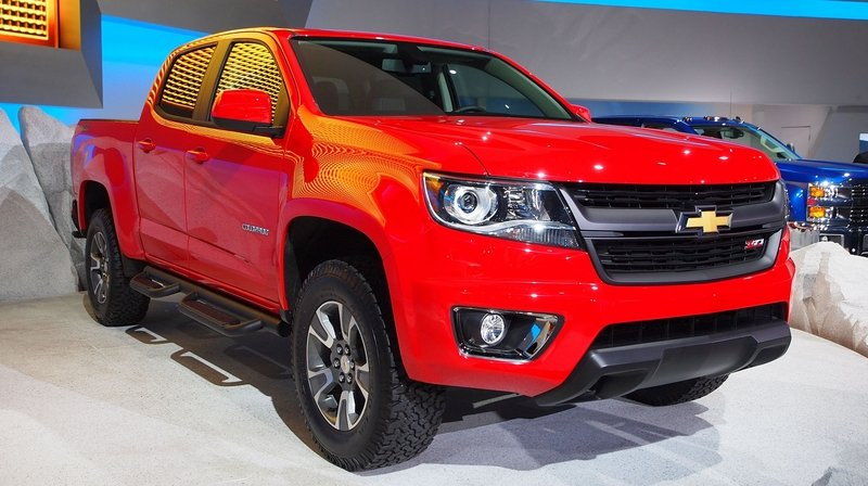 GM Stops Delivery of the 2015 Colorado and Canyon