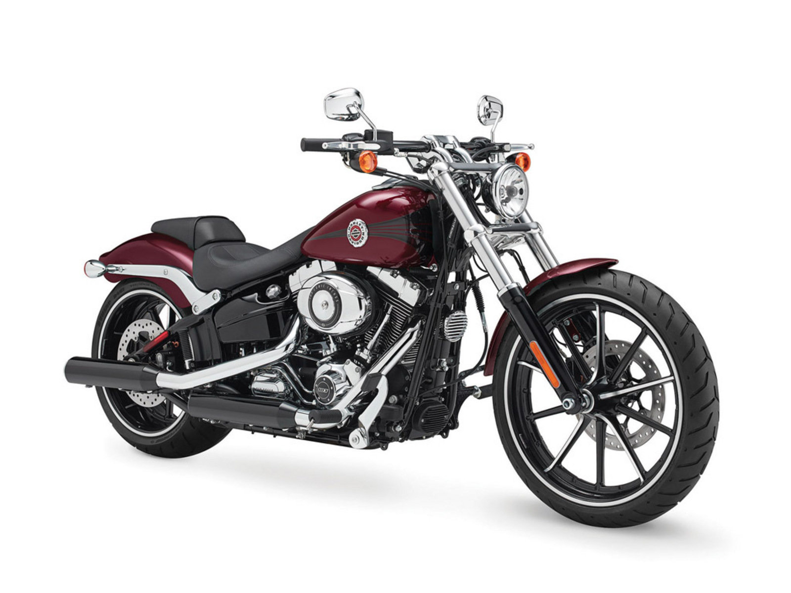 2015 2017 harley davidson softail breakout review top. Black Bedroom Furniture Sets. Home Design Ideas