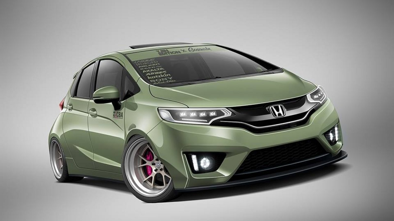 2015 honda fit tjin edition review top speed. Black Bedroom Furniture Sets. Home Design Ideas
