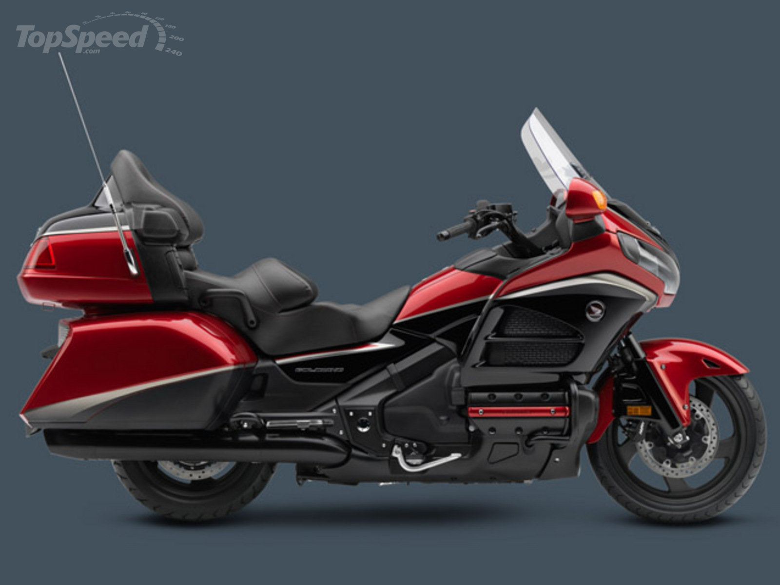 2015 Honda Gold Wing Review - Top Speed