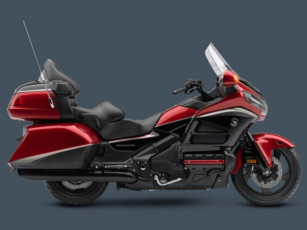 2015 Honda Gold Wing | motorcycle review @ Top Speed