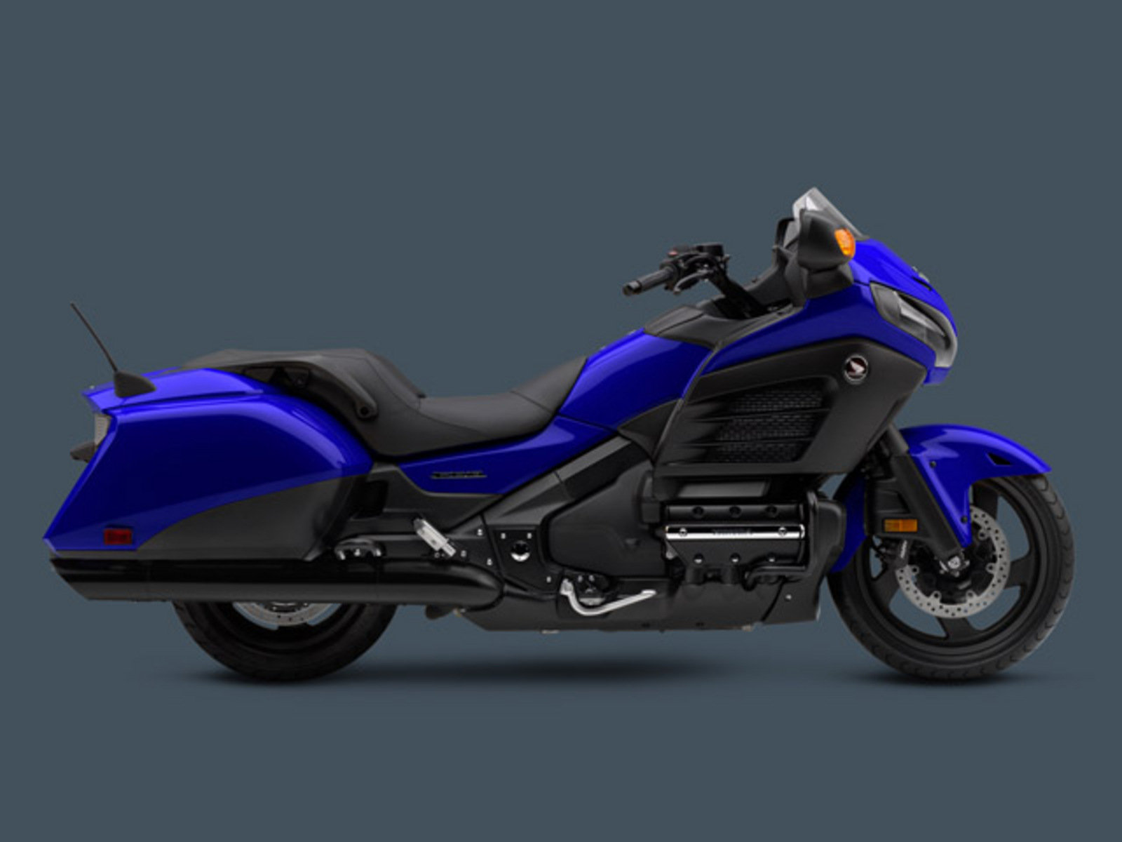 honda gold wing fb review top speed