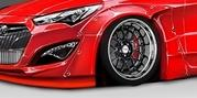 2015 Hyundai Genesis Coupe By Blood Type Racing - image 571981